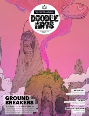 Doodle Arts Magazine