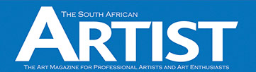and content includes interviews and profiles on South African artists, both established and emerging.
