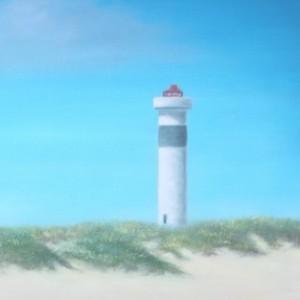 Moonlight Bay Lighthouse, Pringle Bay by Michelle Douglas