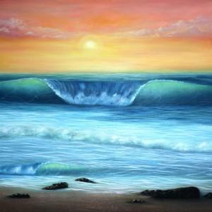 Sunset Break by Michelle Douglas 2011 copy (Copy)